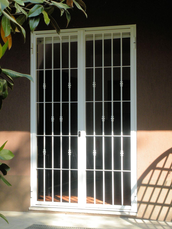 Marconetto installazioni parma inferriate e cancelli - Cancelli di sicurezza per finestre ...